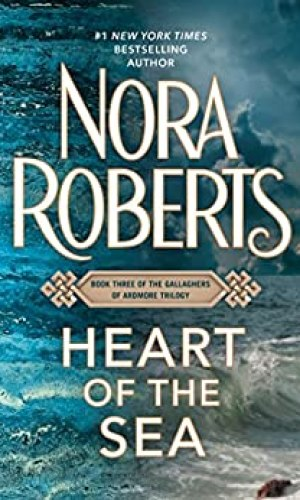 Heart Of The Sea by Nora Roberts - Poppies and Jasmine