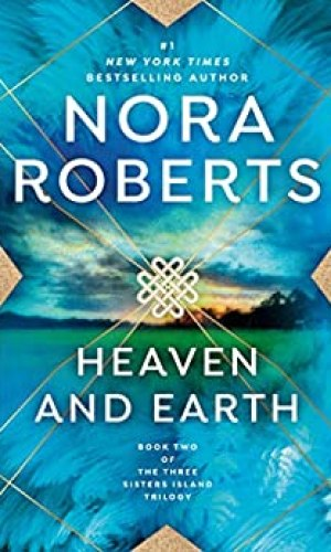 Heaven and Earth by Nora Roberts - Poppies and Jasmine