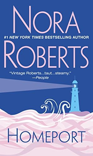 Homeport by Nora Roberts - Poppies and Jasmine
