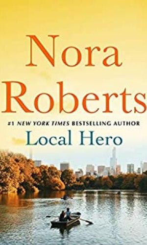 Local Hero by Nora Roberts - Poppies and Jasmine