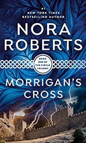 Morrigan's Cross by Nora Roberts - Poppies and Jasmine