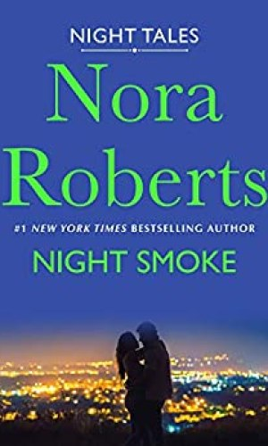 Night Smoke by Nora Roberts - Poppies and Jasmine