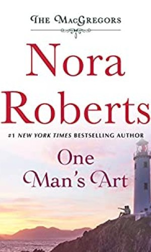 One Man's Art by Nora Roberts - Poppies and Jasmine