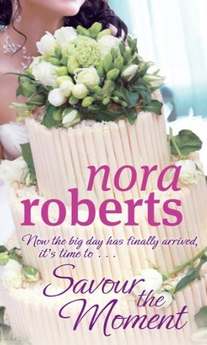 Savour The Moment by Nora Roberts - Poppies and Jasmine