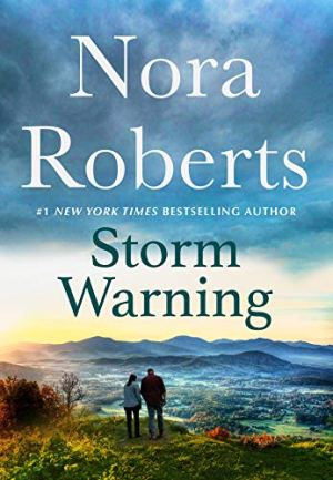Storm Warning by Nora Roberts - Poppies and Jasmine