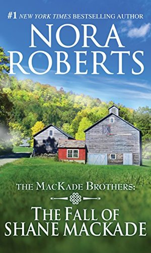 The Fall of Shane MacKade by Nora Roberts - Poppies and Jasmine
