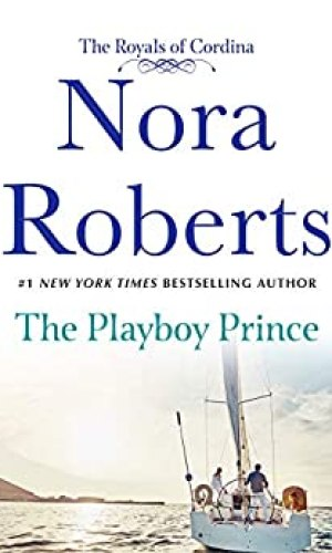 The Playboy Prince by Nora Roberts - Poppies and Jasmine