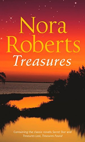 Treasures Lost, Treasures Found by Nora Roberts - Poppies and Jasmine