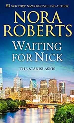 Waiting For Nick by Nora Roberts - Poppies and Jasmine