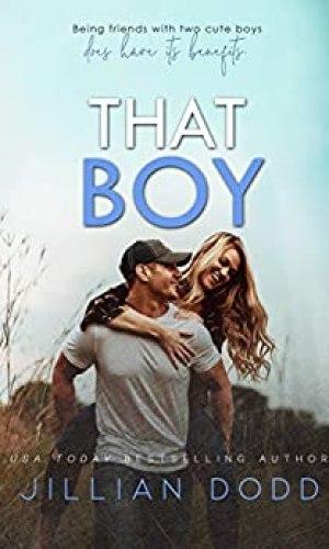 That Boy - Jillian Dodd | Poppies and Jasmine