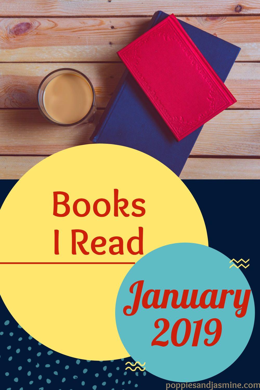 Books I Read - January 2019   Poppies and Jasmine