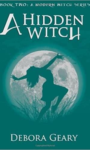 A Hidden Witch - Debora Geary | Poppies and Jasmine
