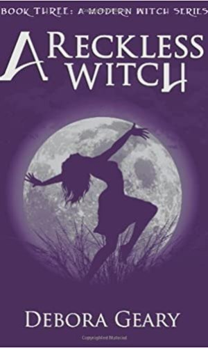 A Reckless Witch - Debora Geary | Poppies and Jasmine