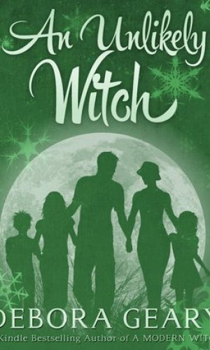 An Unlikely Witch - Debora Geary | Poppies and Jasmine