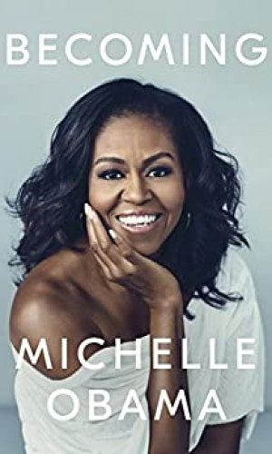 Becoming - Michelle Obama | Poppies and Jasmine