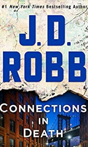 Connections In Death - JD Robb | Poppies and Jasmine