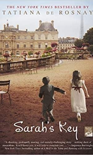 Sarah's Key - Tatiana de Rosnay | Poppies and Jasmine