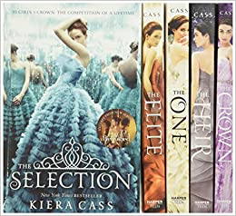 The Selection - Kiera Cass   Books I Read @ Poppies and Jasmine