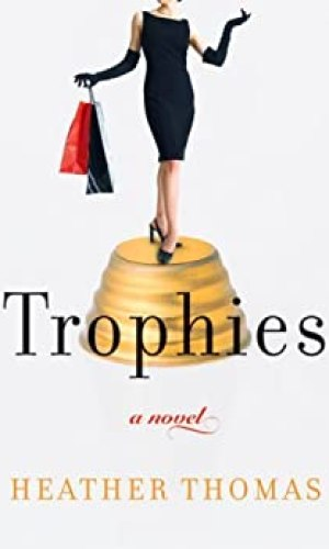 Trophies - Heather Thomas | Books I Read - Poppies and Jasmine