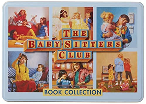 The Babysitters Club - Ann M. Martin | Childrens Books To Read To Your Kid - Poppies and Jasmine