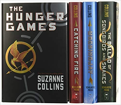 The Hunger Games - Suzanne Collins | Childrens Books To Read To Your Kid - Poppies and Jasmine