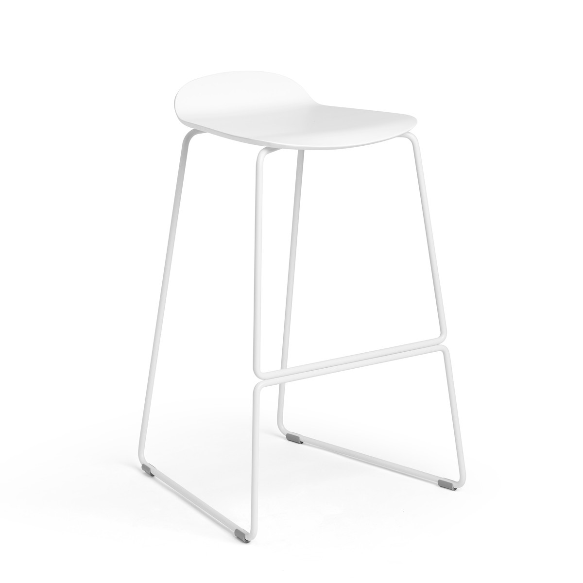 office chair vs stool covers amazon canada white upbeat modern furniture poppin hi res