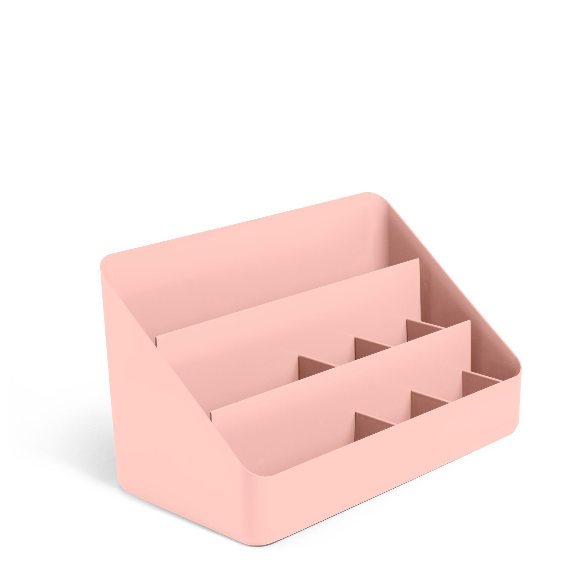 Blush Desk Organizer  Desktop Organization  Poppin