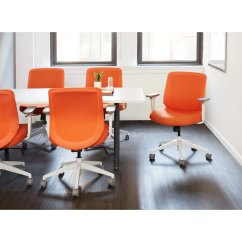 Orange Office Chair Leather Reclining With Ottoman Search Results Poppin Max Task Mid Back White Frame Hi Res