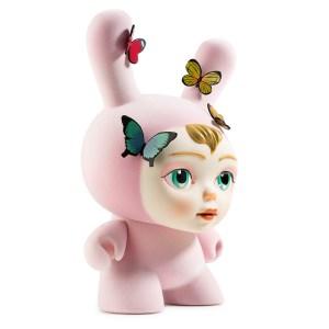 Kidrobot lança novo Dunny personalizado por Mab Graves