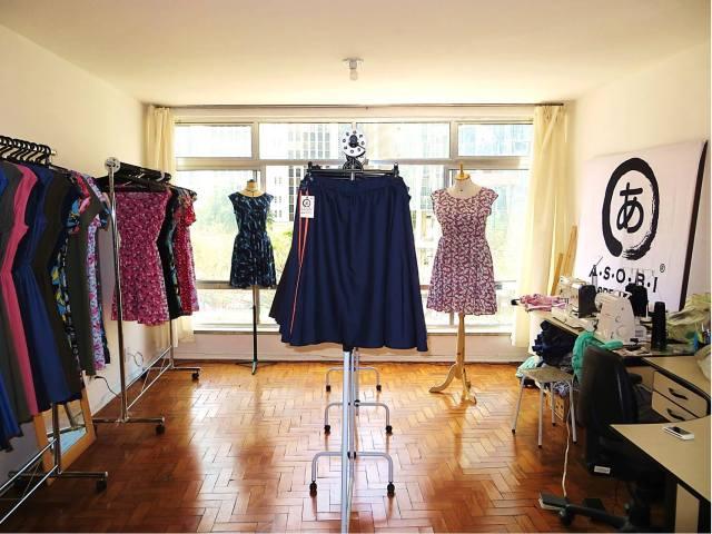 De Tóquio para São Paulo: Asobi Mode Japan abre ateliê na Consolação com a Paulista
