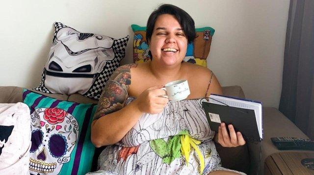 Diário de Quarentena: Andréa Gouvea, criadora de conteúdo