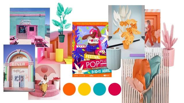 Festival Pop Plus: veja as inspirações do palco do evento online