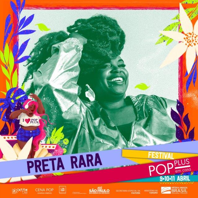 Veja a programação de shows do Festival Pop Plus