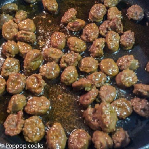 Italian Sausage and Broccoli-3-poppopcooks.com