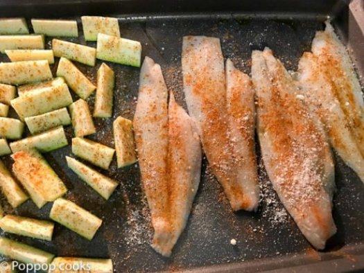 Baked Flounder-3-poppopcooks.com-flounder-flounder fish-flounder filet-Broiled flounder-flounder recipes
