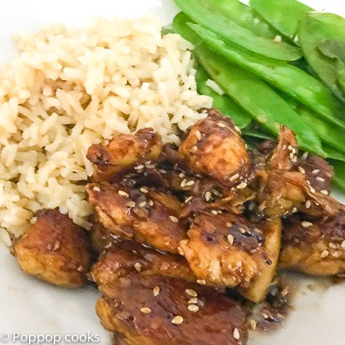 Sesame Chicken-4-poppopcooks.com-sesame chicken recipe-sesame chicken sauce-chicken recipes-easy chicken recipes-easy sesame chicken