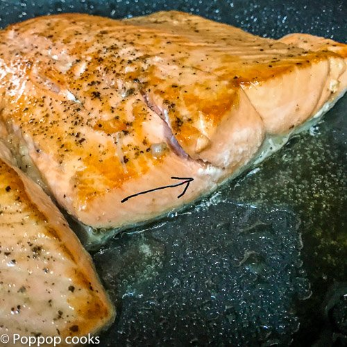 salmon filets-8--poppopcooks.com-salmon-salmon recipes-best salmon recipe-pan fried salmon-recipes for salmon