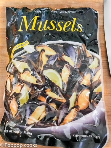 Barcelona Mussels Recipe-2-poppopcooks.com