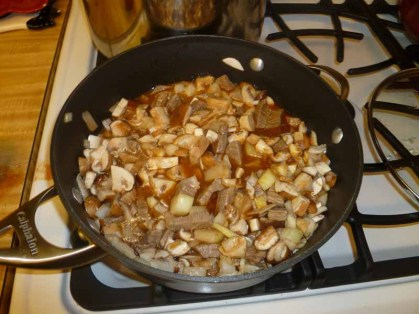 Mushrooms & Onions Added