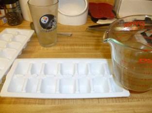 Ice Cube Trays For Freezing