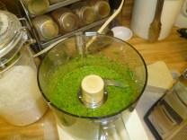 Pesto Processed