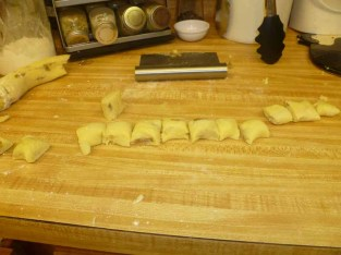 Cut Gnocchi