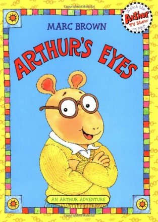 arthur's eyes new