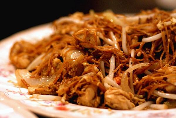 槟城炒面线