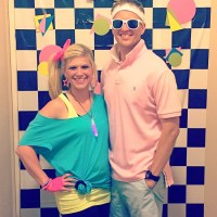 80's Theme 30th Birthday Party
