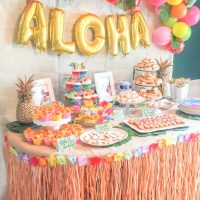 Raley's Lilo and Stitch Birthday Luau