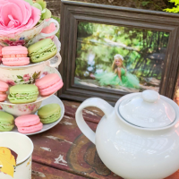 Raley's Fairy Garden Tea Party