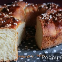 Pan brioche allo yogurt