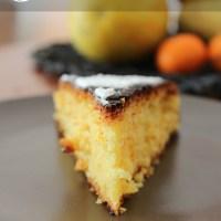 Torta di mandarini senza bilancia