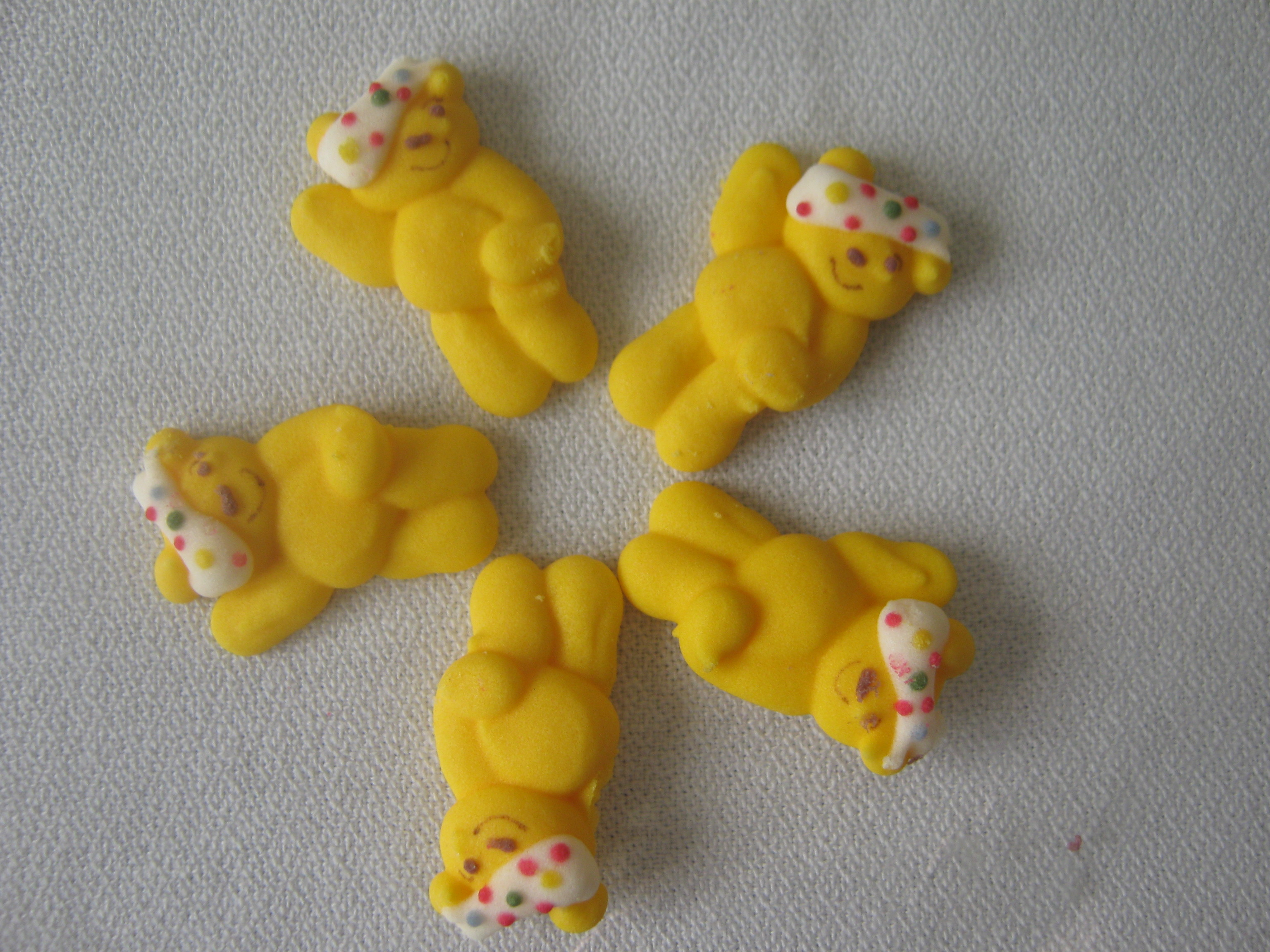 Children In Need Pudsey Bear Cakes Poppyposts